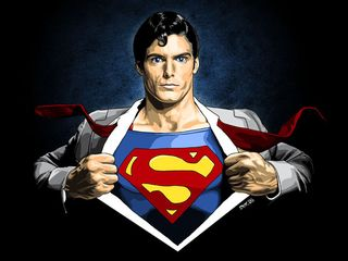 Superman-Clark-Kent-Christopher-Reeve