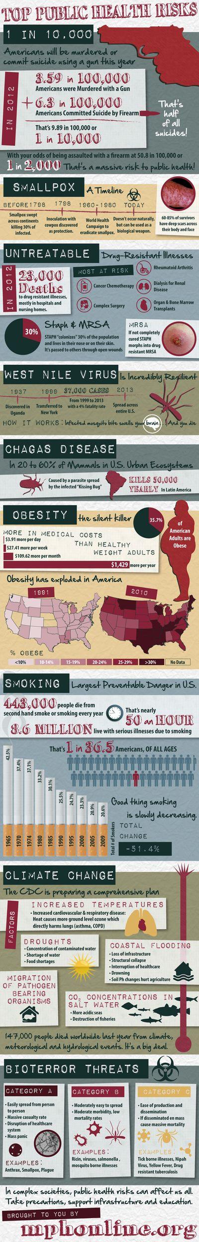 Top-public-health-risks